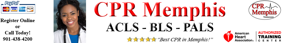 CPR Memphis | BLS, ACLS & PALS Classes | CPR Certification