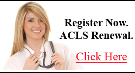 ACLS Recertification Classes | CPR Memphis