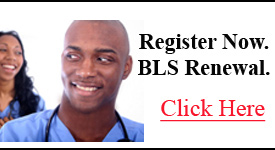 BLS Renew Class, Healthcare Providers | CPR Memphis