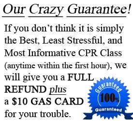 Stress-Free CPR Memphis Guarantee