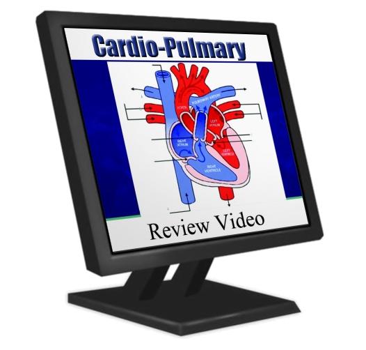 Cardio-Pulmonary Review