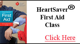 HeartSaver First Aid Class | Memphis TN