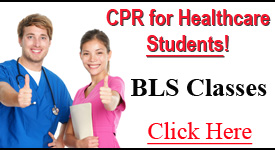 BLS CPR Class, Healthcare Provider | CPR Certification