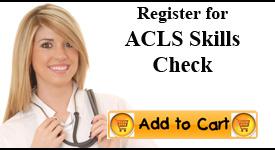 ACLS Skills Check, Memphis