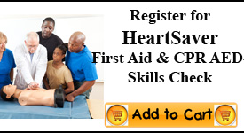 Skills Check CPR First Aid, Memphis Tennessee